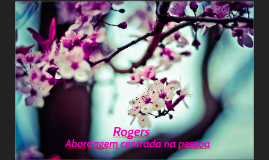 FASES TEORIA ROGERS