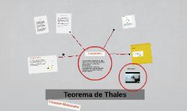 Copy of teorema de thales