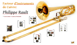 Facteur d'Instruments
