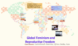 Global Feminism and Reproductive Freedom