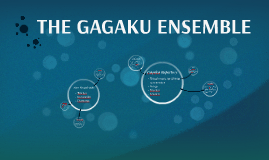 THE GAGAKU ENSEMBLE