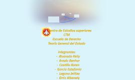 Copy of Centro de Estudios superiores CTM