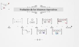 Copy of Evolución de los Sistemas Operativos