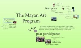 Mayan Art Program