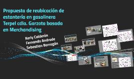 Copy of Propuesta de reubicación de estantería en gasolinera Terpel