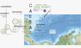 Conflicto Colombia con Nicaragua