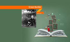 Ernest Buckler