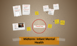 Midterm: Infant Mental Health