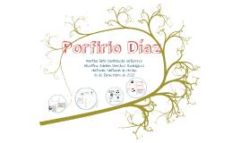 Jose de la Cruz Porfirio Díaz