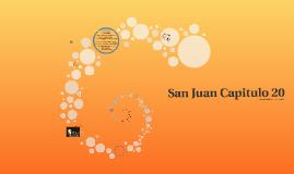 San Juan Capitulo 20