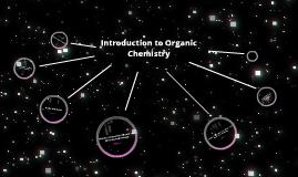 Term 1 CHM138 - Organic Chemistry