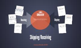 Shipping/Receiving