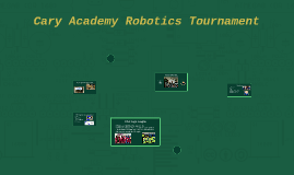 Cary Academy Robotics Tournament
