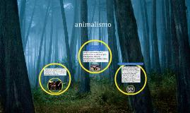 animalismo ecología