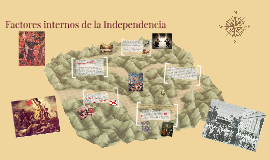 Factores internos de la Independencia