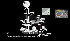 Convocatoria de innovación