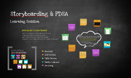 Generic Storyboarding & PDSA