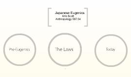 Japanese Eugenics