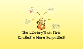 Copy of Copy of The Library's on Fire: Kindles & More Surprises