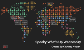 What's Up Wednesday: Spooky Edition