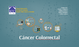 Cancer Colón Rectal