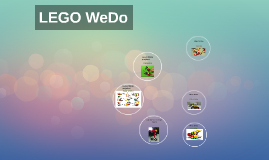 Copy of LEGO WeDo