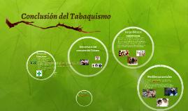 Copy of Conclusion del Tabaquismo