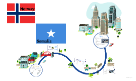 Norway and Somalia
