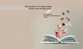 Copy of Krāsu analīze Imanta Ziedoņa dzejoļu krājumā