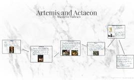 Artemis and Actaeon