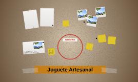 Juguete Artesanal