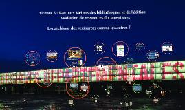 L3ParcoursMBE_Mediation de ressources documentaires