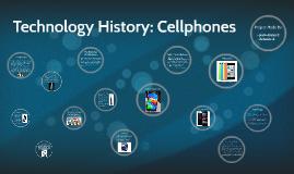 Technology History: Cellphones