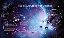 Copy of LOS CABALLEROS DEL ZODIACO