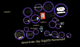 Copy of American Gay Rights Movement