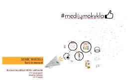 Medijų mokykla - Vilniaus Salomėjos Nėries gimnazija