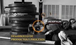 DESARROLLO DE PRODUCTOS Y PROCESOS