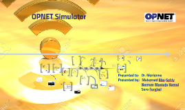 Copy of OPNET Simlator
