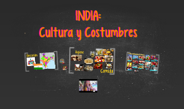 INDIA: Cultura y Costumbres