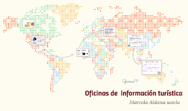 OFICINAS DE INFORMACION TURISTICA