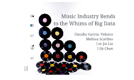 Music Industry Bends to the Whims of Big Data