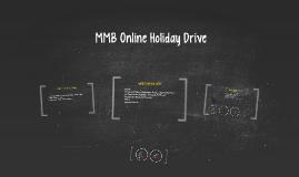 MMB Holiday Drive