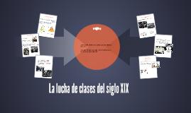 La lucha de clases de Marx