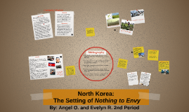 North Korea: The Setting of Nothing to Envy