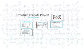 Creative Teapots Project