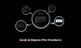 Copy of Surah al-Hujurat