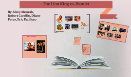 The Lion King vs. Hamlet