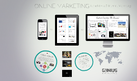 Copy of ONLINE ADVERTISING & PRESENCE