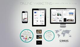 Copy of ONLINE ADVERTISING & PRESENCE