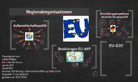 Copy of Regionalorganisation EU